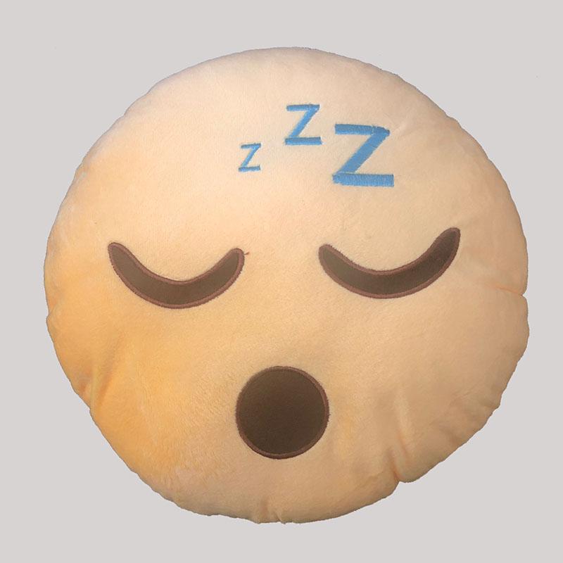 Emoji Sleeping Cushion