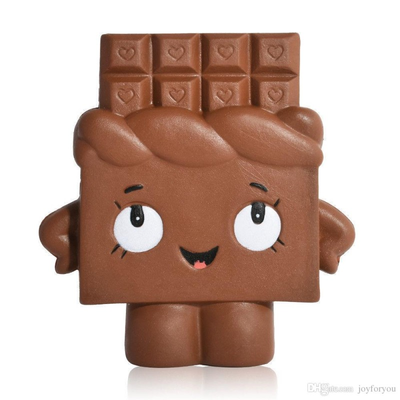 Brown Chocolate Squishy