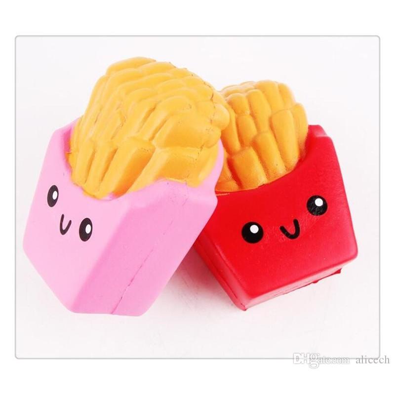 Fries Squishy