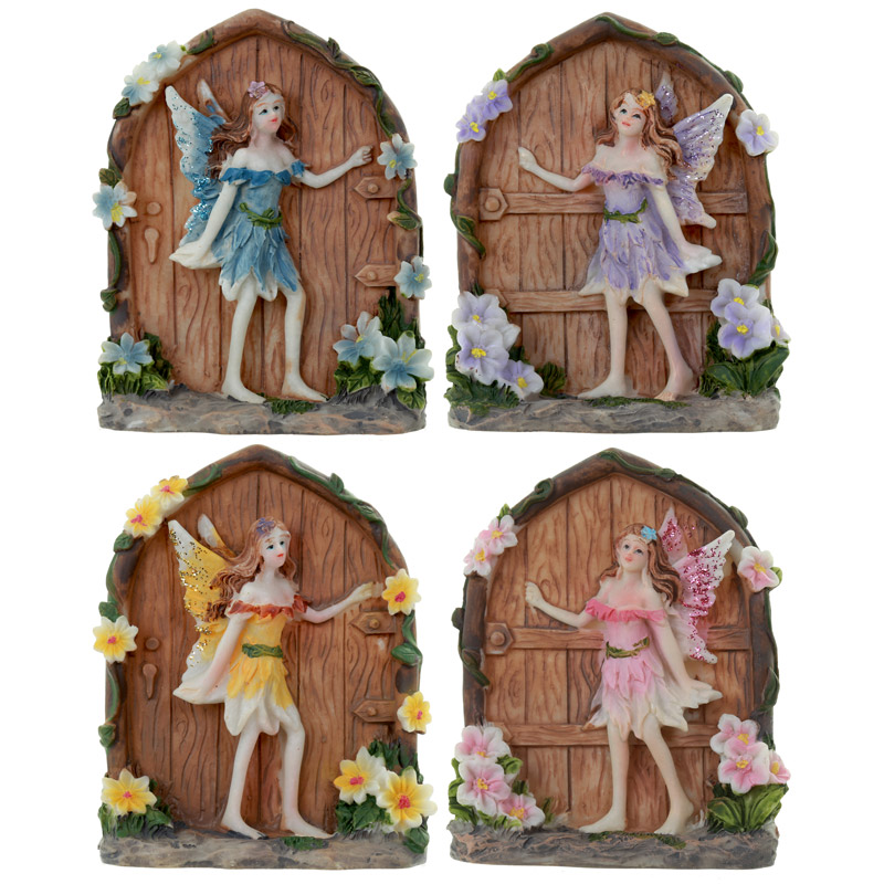 Fairyland Secret Door Figurine