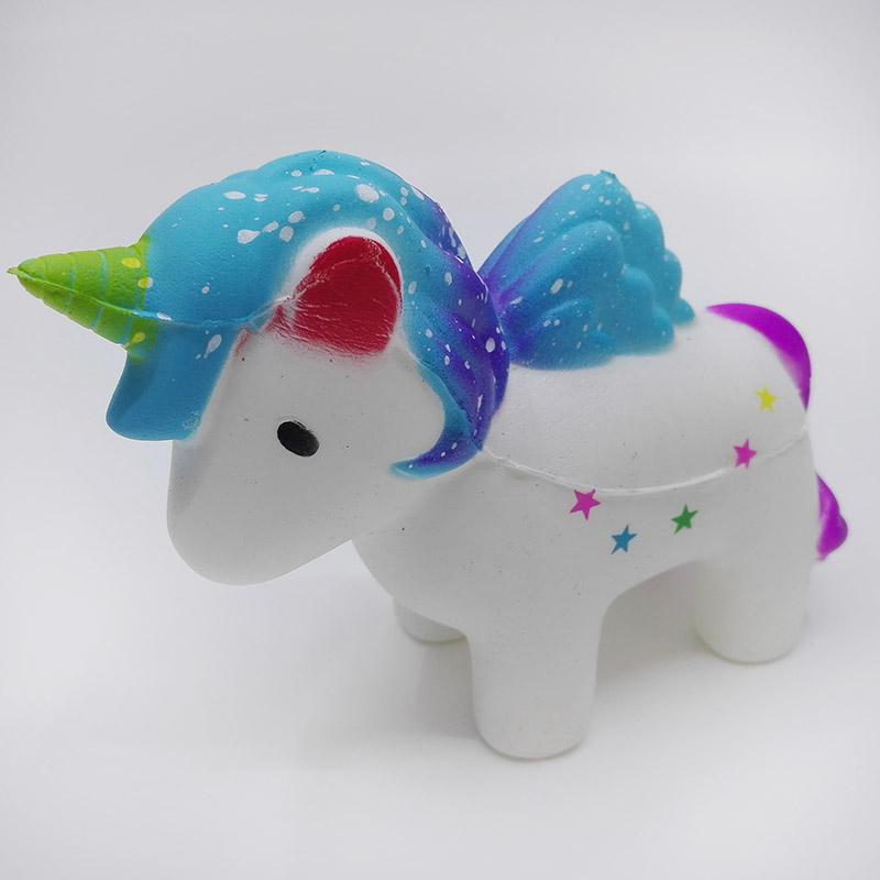 Rainbow Unicorn Squishy