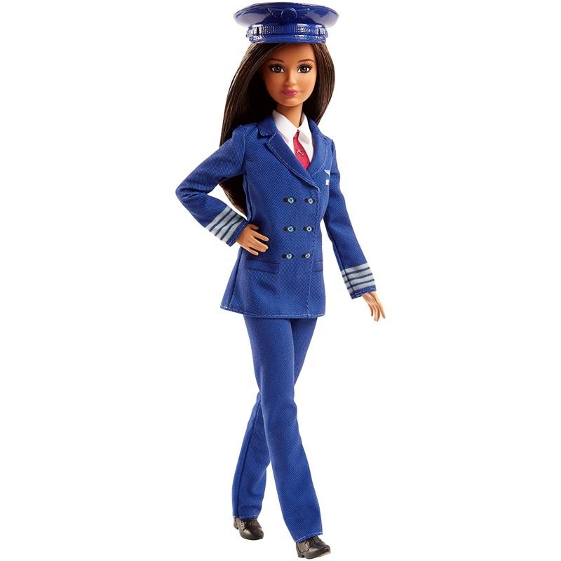 Barbie Career Pilot Doll