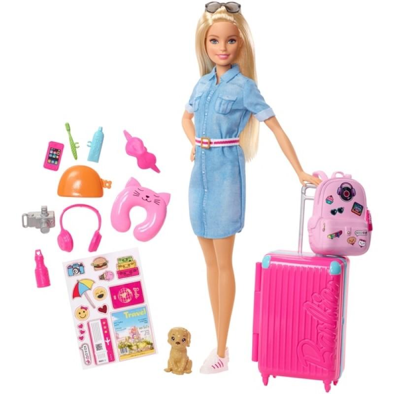 Barbie Dream House Adventures - Barbie Doll Travel...