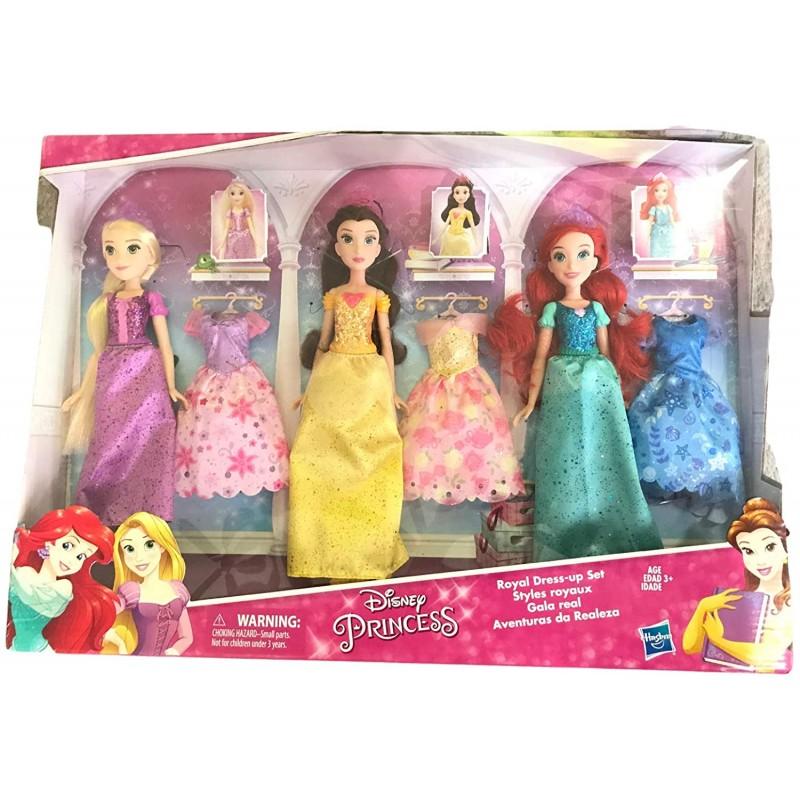 Disney Princess Royal Dress Up Set