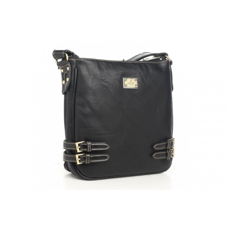 Bessie Cross Body with Side Strap/Buckle effect