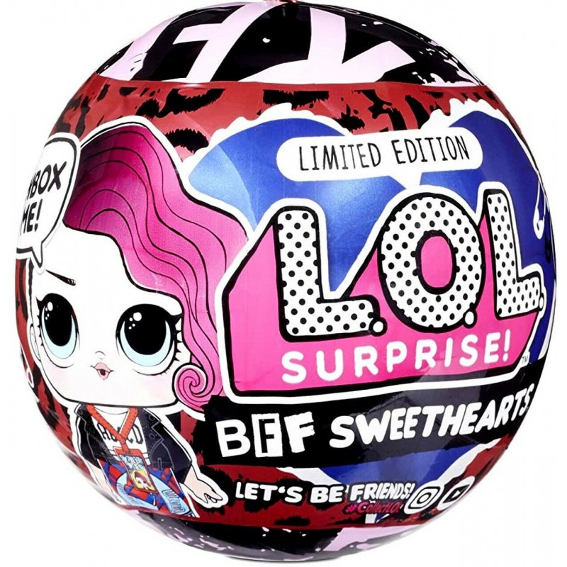 L.O.L. Surprise! BFF Sweethearts