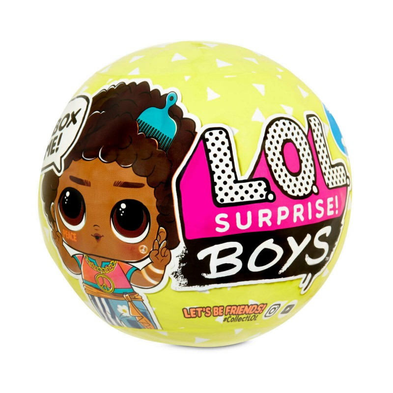 L.O.L. Surprise! Boys Series 3