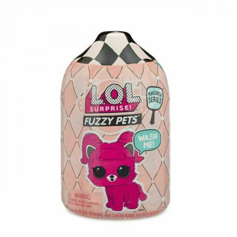L.O.L. Surprise! Fuzzy Pets - Makeover Series