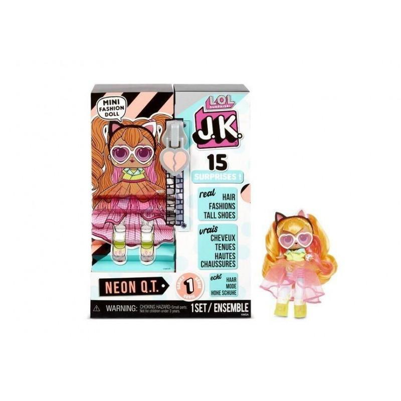 L.O.L. Surprise! J.K. 15 Surprises - Neon Q.T.
