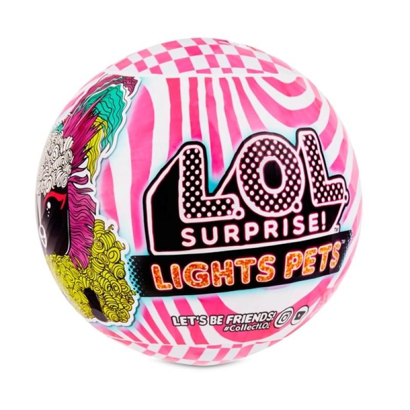 L.O.L. Surprise! Lights Pets