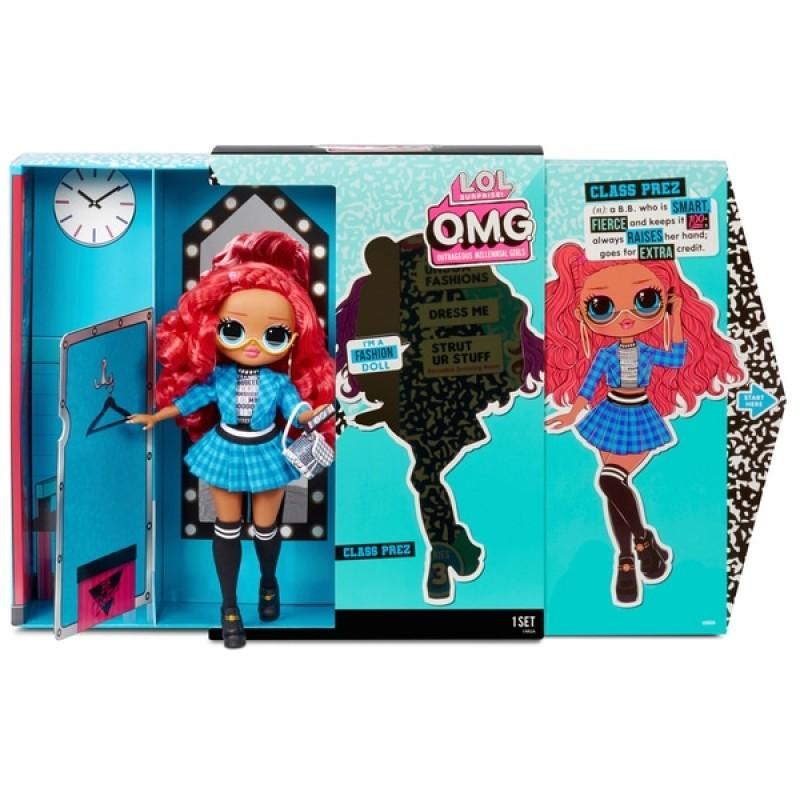 L.O.L. Surprise! OMG Class Prez Fashion Doll