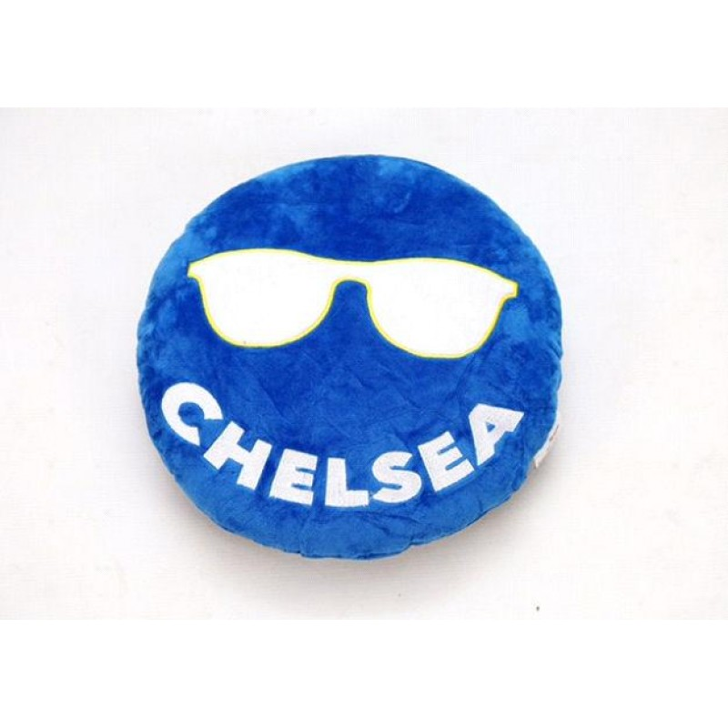 Emoji Chelsea Football Cushion