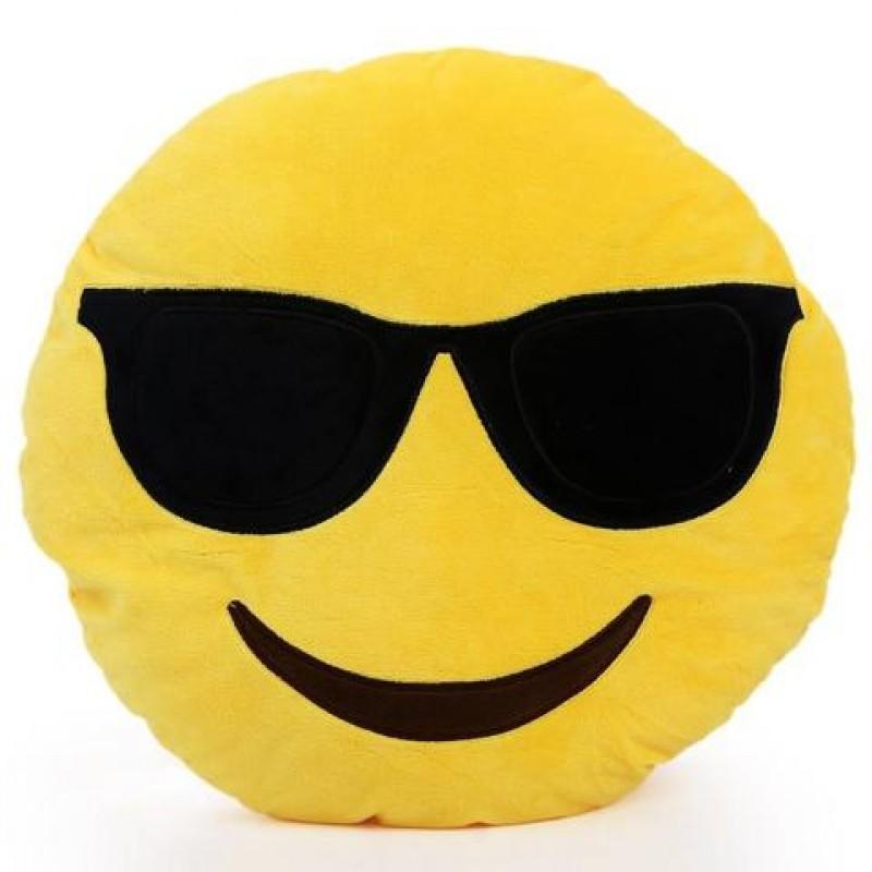 Emoji Cushion Sunglasses