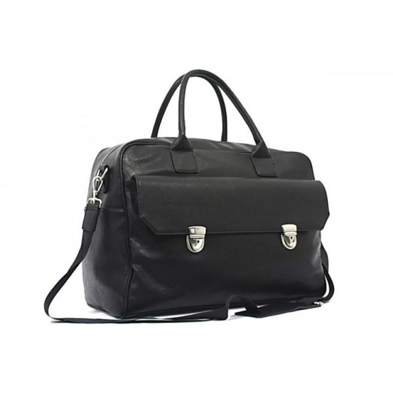 Bobby Black Men's Weekend Bag