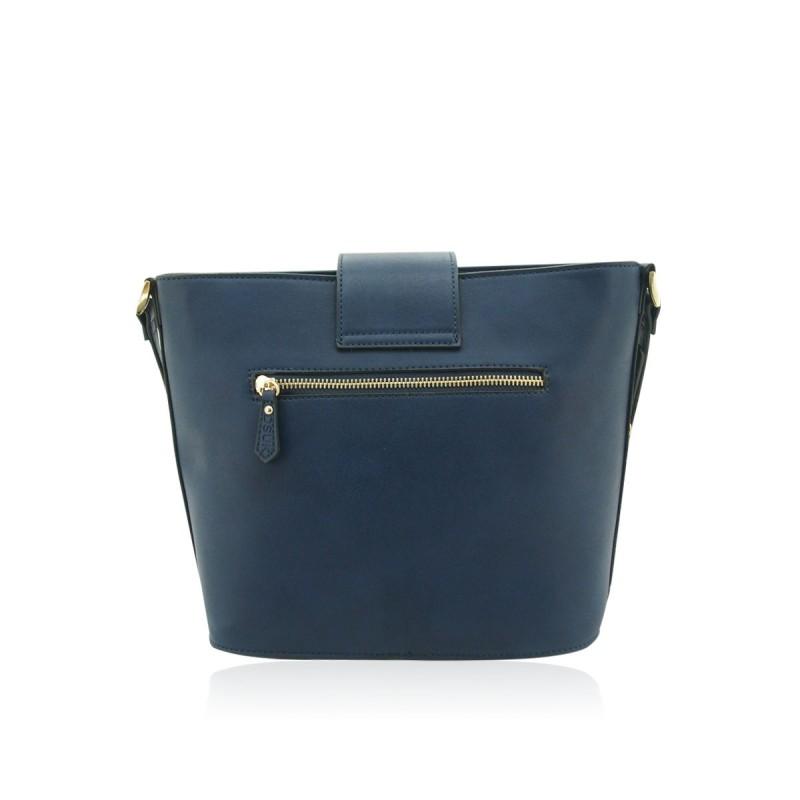 DSUK Navy Blue Handbag