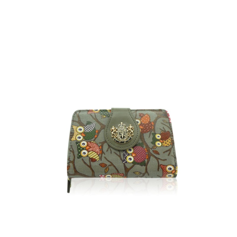 LYDC Small Owl Purse